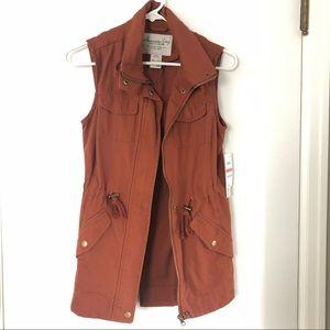 Brand New! Cargo vest